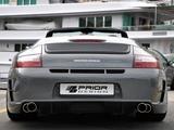 Prior-Design Porsche 911 Carrera PD3 Cabrio (996) 2009–11 wallpapers