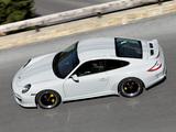 Porsche 911 Sport Classic (997) 2009 wallpapers