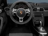 Porsche 911 Carrera GTS Cabriolet (997) 2010–12 wallpapers