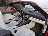 Porsche 911 Carrera S Cabriolet (991) 2011 images