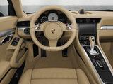 Porsche 911 Carrera S Coupe (991) 2011 images