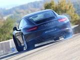 Porsche 911 Carrera S Coupe (991) 2011 photos