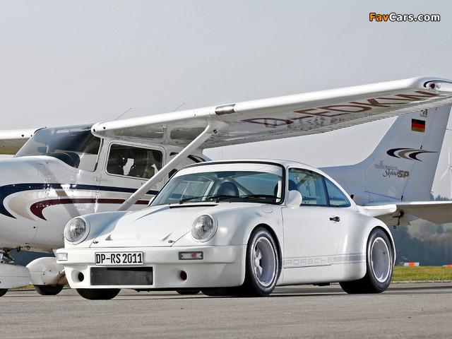 DP Motorsport dp11 RS (911) 2011 pictures (640 x 480)