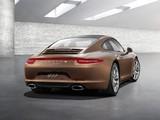 Porsche 911 Carrera 4 Coupe (991) 2012 images