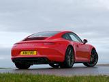 Porsche 911 Carrera 4S Coupe UK-spec (991) 2012 images