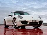 Porsche 911 Carrera 4 Coupe UK-spec (991) 2012 photos