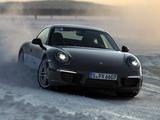 Porsche 911 Carrera 4S Coupe (991) 2012 photos