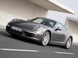 Porsche 911 Carrera 4 Coupe (991) 2012 pictures