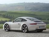 Porsche 911 50 Years Edition (991) 2013 photos