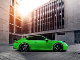 TechArt Porsche 911 Carrera 4S UK-spec (991) 2013 wallpapers