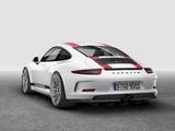 Porsche 911 R (991) 2016 photos