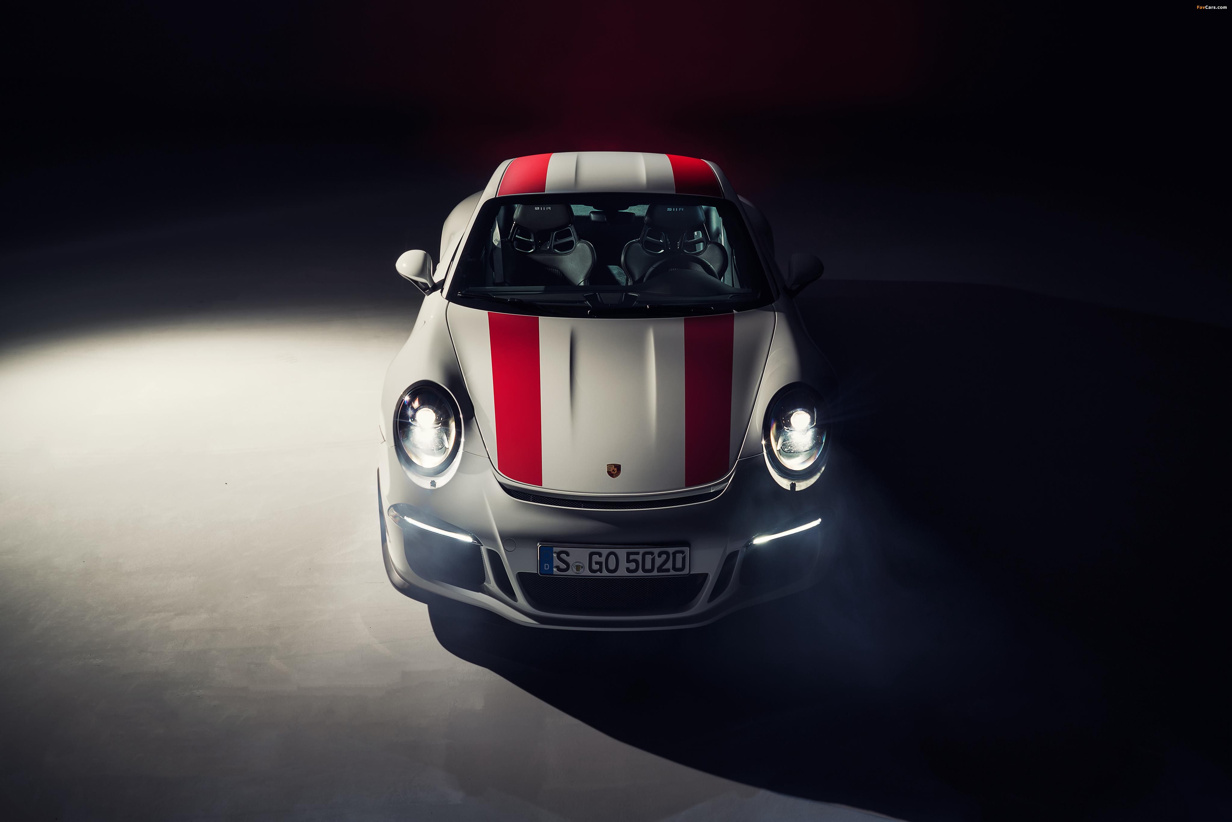 Porsche 911 R 991 2016 Wallpapers 4096x2732
