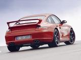 Porsche 911 Carrera S Aerokit Cup (997) 2005–08 wallpapers