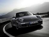 Porsche 911 Carrera 4 GTS Coupe (997) 2011–12 wallpapers