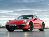 Porsche 911 Carrera 4S Coupe UK-spec (991) 2012 wallpapers