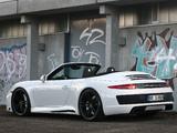 Gemballa GT Cabrio (991) 2012 wallpapers