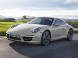 Porsche 911 50 Years Edition (991) 2013 wallpapers
