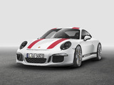 Porsche 911 R (991) 2016 wallpapers
