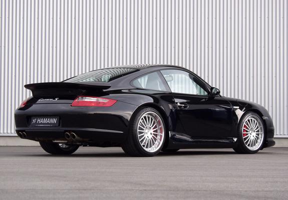 Hamann Porsche 911 Carrera S Coupe 997 Wallpapers