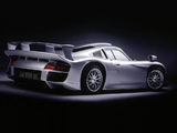 Images of Porsche 911 GT1 Strabenversion (996) 1997