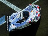 Photos of Porsche 911 GT1 (996) 1998