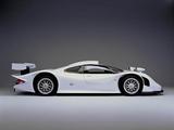 Pictures of Porsche 911 GT1 Strabenversion (996) 1998