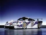 Porsche 911 GT1 (993) 1996 photos