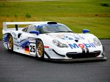 Porsche 911 GT1 Evo (996) 1997 wallpapers