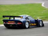 Porsche 911 GT1 (993) 1996 wallpapers