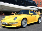 Pictures of Porsche 911 GT2 UK-spec (993) 1995–97