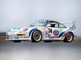 Porsche 911 GT2 Evo (993) 1995–98 pictures