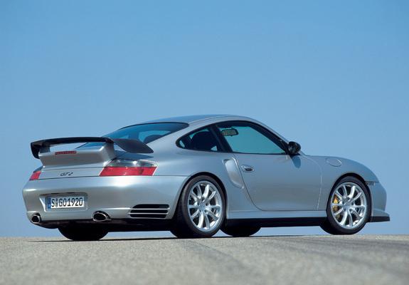 Porsche 911 Gt2 996 200405 Photos
