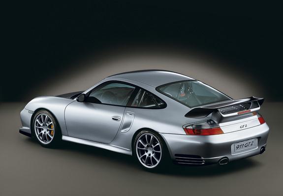 Porsche 911 Gt2 996 200405 Pictures