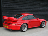 Porsche 911 GT2 UK-spec (993) 1995–97 photos