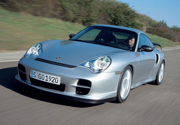 Porsche 911 Gt2 996 200405 Images