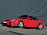 Porsche 911 GT2 (996) 2004–05 wallpapers