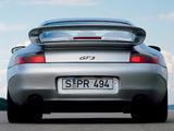 Images of Porsche 911 GT3 (996) 1999–2001