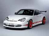 Images of Porsche 911 GT3 RS (996) 2003–05