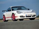 Images of Porsche 911 GT3 RS (996) 2003–05