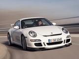 Images of Porsche 911 GT3 (997) 2006–09