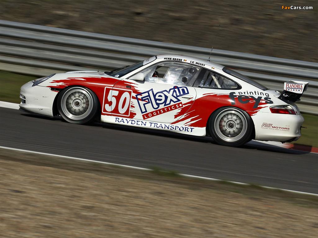 Images of Porsche 911 GT3 Cup (996) (1024 x 768)