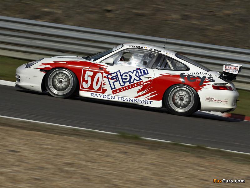Images of Porsche 911 GT3 Cup (996) (800 x 600)