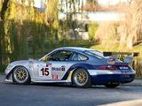 Photos of Porsche 911 GT3 R (996) 1999–2000