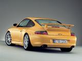Photos of Porsche 911 GT3 (996) 2003–05