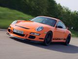 Photos of Porsche 911 GT3 RS (997) 2007–09