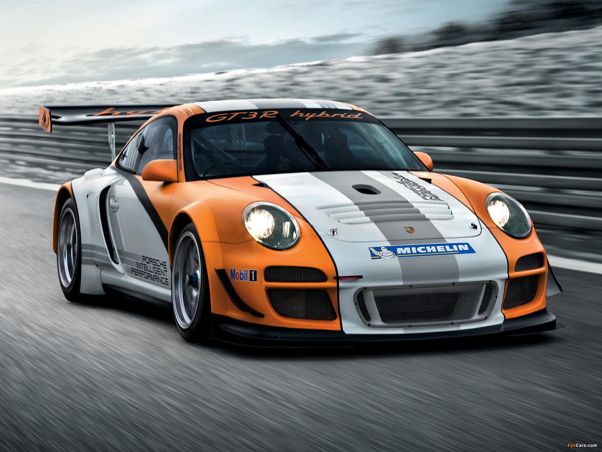 спортивная Porsche скачать