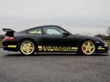 Photos of Cargraphic Porsche 911 GT3 RSC 4.0 (997) 2007–09