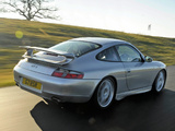 Pictures of Porsche 911 GT3 UK-spec (996) 1999–2001