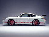 Pictures of Porsche 911 GT3 RS (996) 2003–05