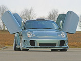 Pictures of Hamann San Diego Express (996) 2003